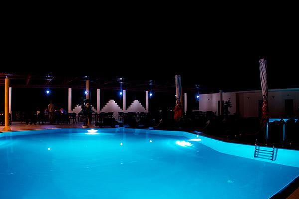 Отель Белый песок,Бассейн