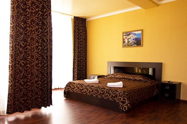 Отель Белый песок,Люкс 2-комнатный 2-местный