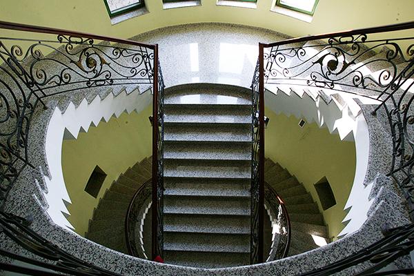 Отель O.Galogre,Холл
