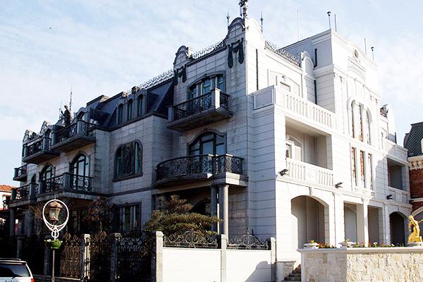 Отель O.Galogre,Фасад