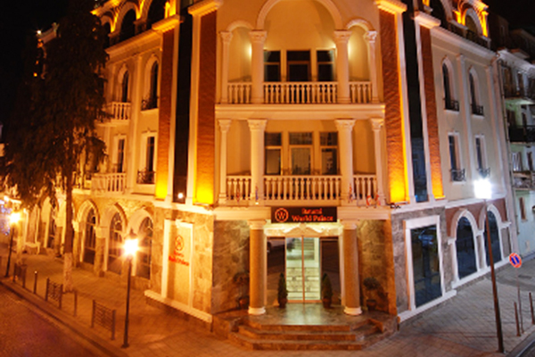 Отель Batumi World Palace,