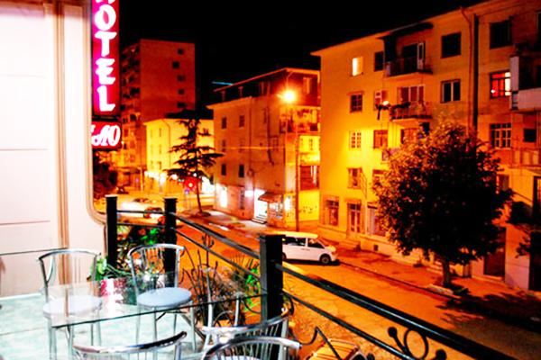 Отель Chao,Вид