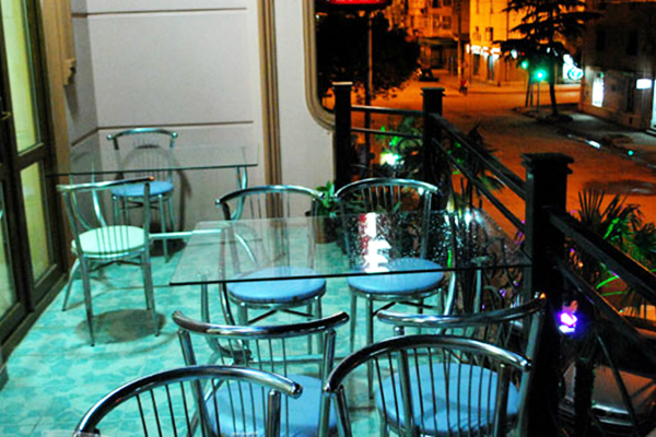 Отель Chao,Балкон