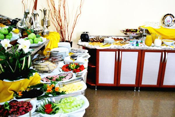 Отель Chao,Завтрак