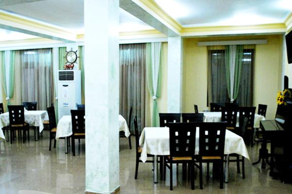 Отель Chao,Ресторан