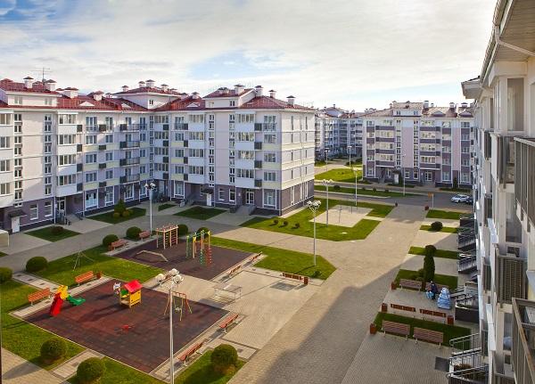 Отель Русский дом 17 квартал,Внешний вид