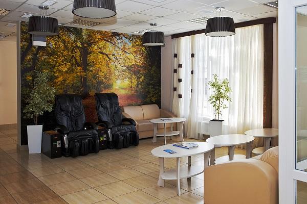 Отель Русский дом 17 квартал,Холл