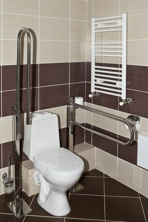 Стандартный 2-местный 2-комнатный TWO-ROOMS STANDART санузел