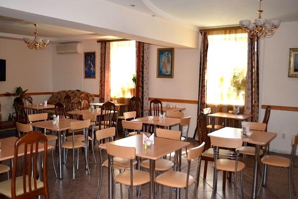 Гостевой дом Марсель,Кафе