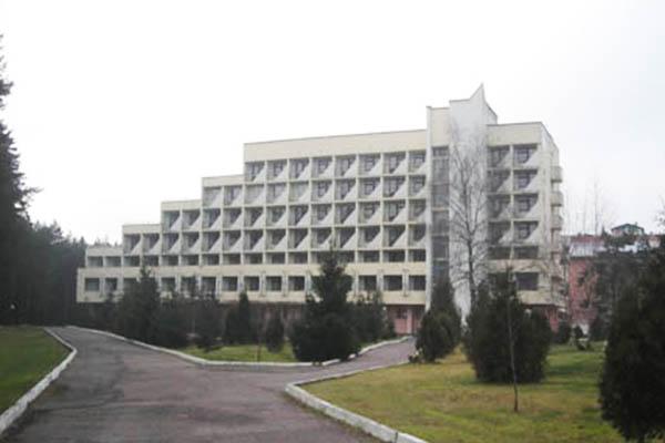 Санаторий Прибрежный,