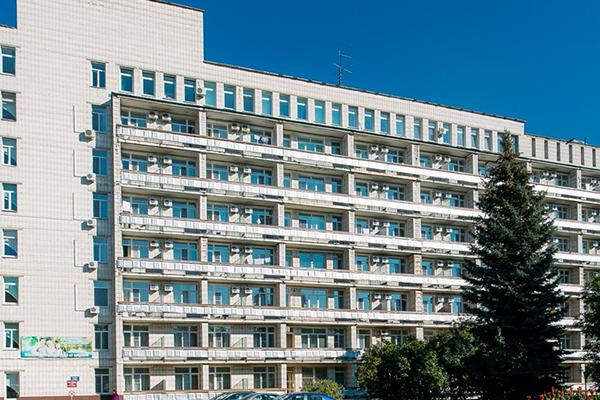 Санаторий имени В.И. Ленина ,Главный корпус