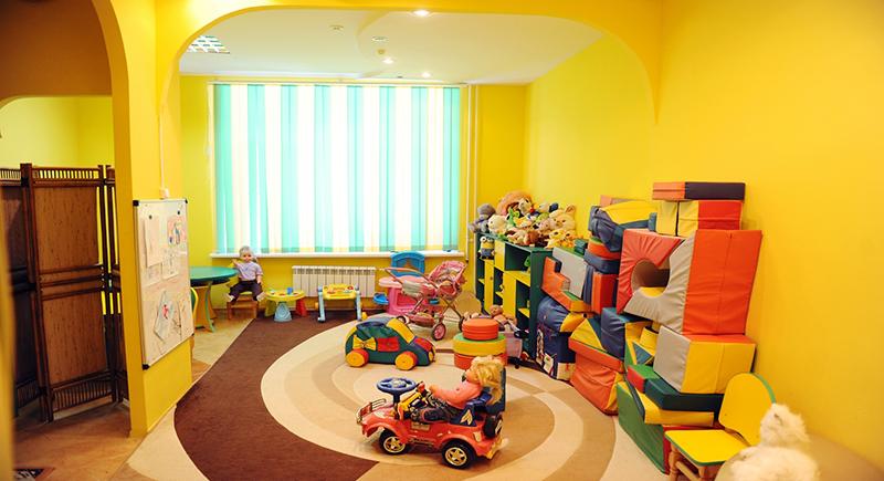 Санаторий имени В.И. Ленина ,Детская игровая комната