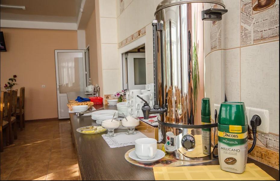 Гостиница Крымская Ницца,Столовая