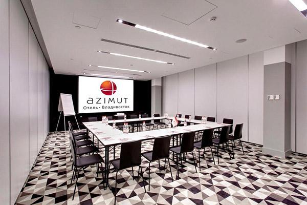 Конференц-зал, круглый стол
