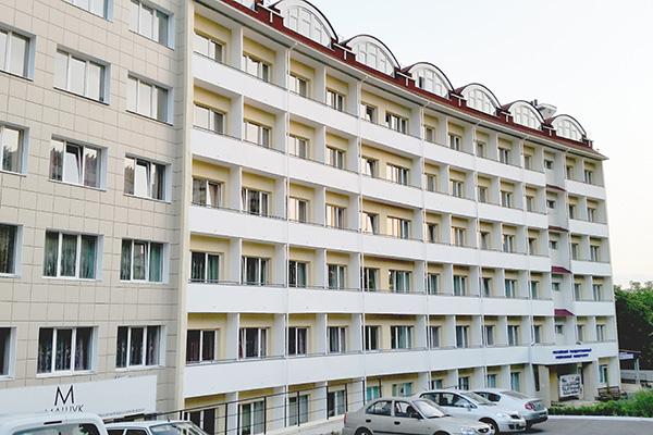 Отель Машук,Внешний вид