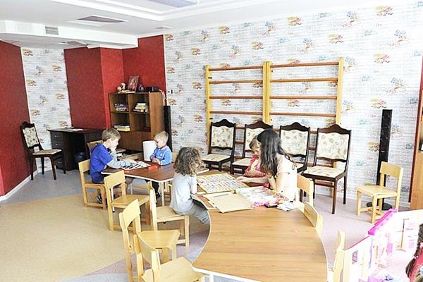 Санаторий Жемчужина,Детская комната