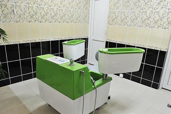 Ванна для гидромассажа рук и ног