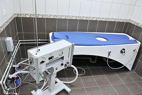 Физиотерапевтическая комната