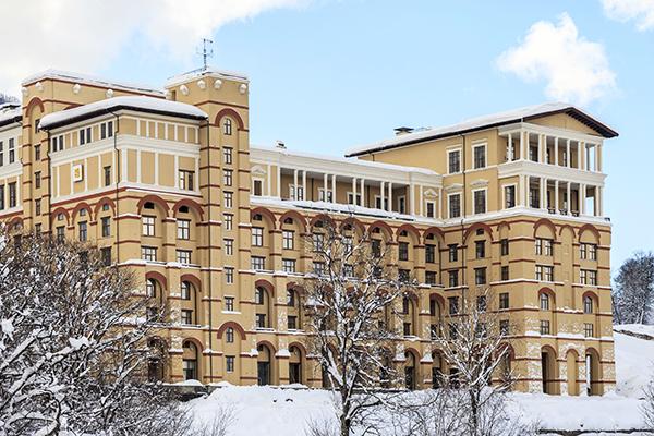 Отель Горки Гранд (Gorky Grand),Внешний вид