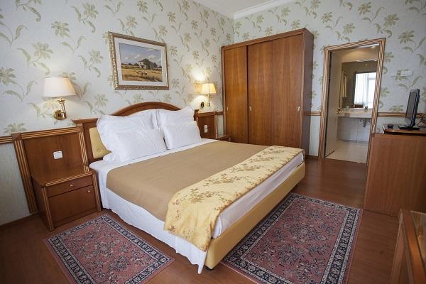 Люкс 2-местный 2-комнатный спальня