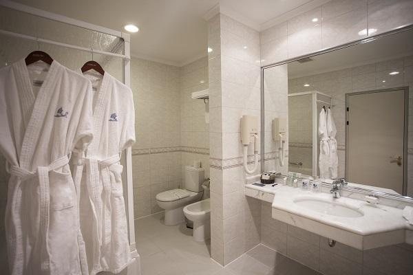 Люкс 2-местный 2-комнатный ванная