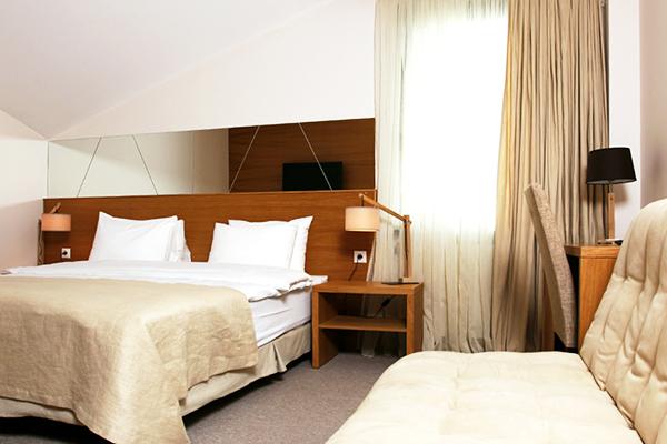 Отель Marco Polo,Семейный номер