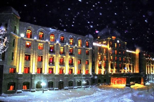 Отель Golden Palace Tsakhkadzor,