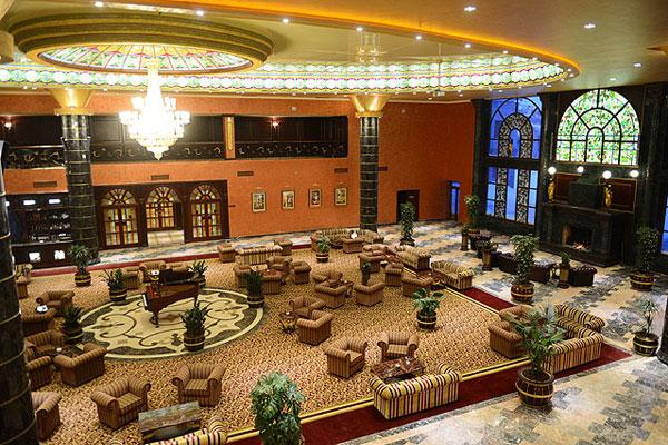 Отель Golden Palace Tsakhkadzor,Лобби-бар