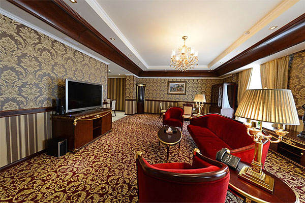Отель Golden Palace Tsakhkadzor,Apartment Suite
