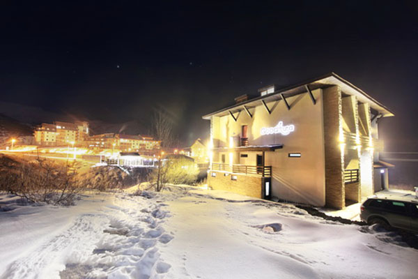 Отель GoodAura,Внешний вид
