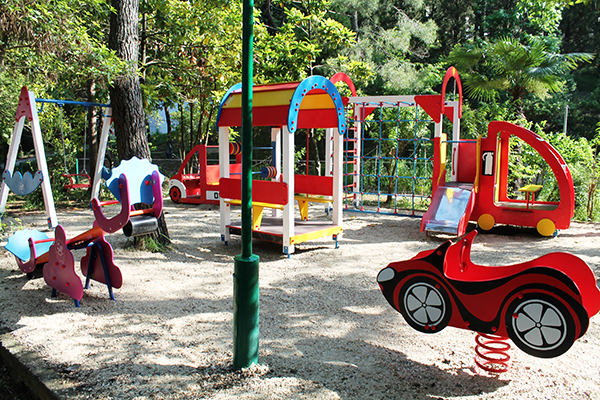 Пансионат Автомобилист,Детская площадка