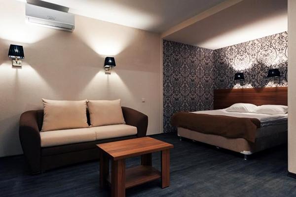 Загородный отель Heliopark LESNOY,Аппартаменты 1-комнатные