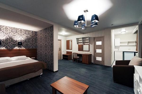 Аппартаменты 1-комнатные