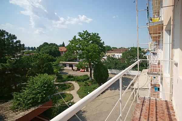 Туристско-оздоровительный комплекс Маяк ТОК (Феодосия),Вид из номеров