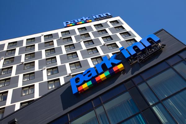 Отель Park Inn by Radisson Ярославль,Внешний вид