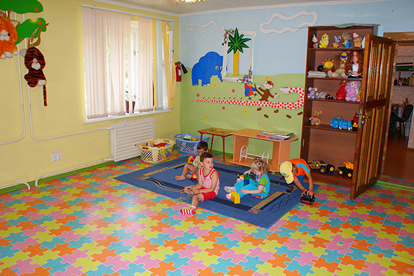 Санаторий Строитель ,Детская комната