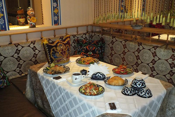 Ресторан «Байрам»
