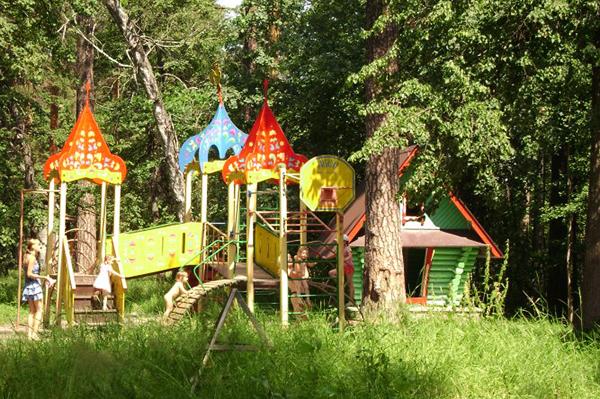 Дом отдыха Прибрежный ДО,Детская площадка