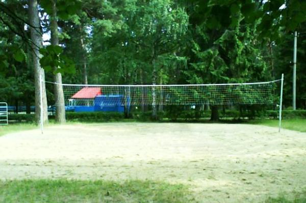 Дом отдыха Прибрежный ДО,Волейбольная площадка