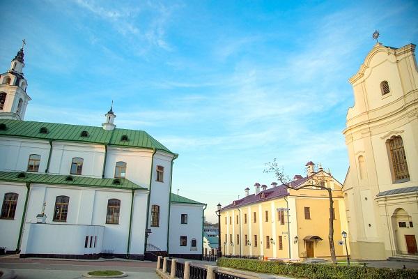 Гостиница Монастырский,Общий вид