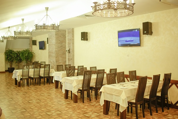 Гостиница Монастырский,Ресторан