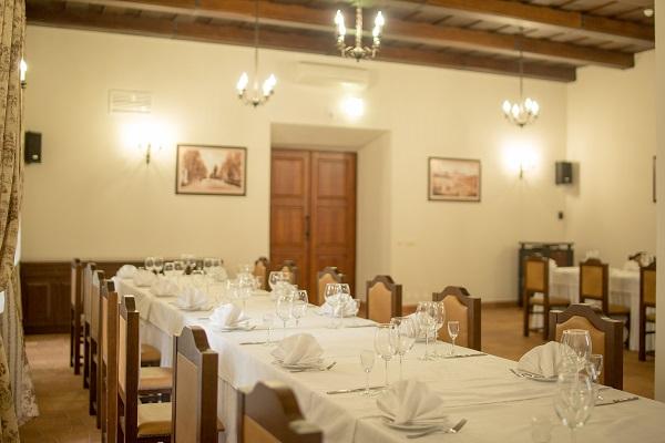 Гостиница Монастырский,Банкетный зал Трапезная