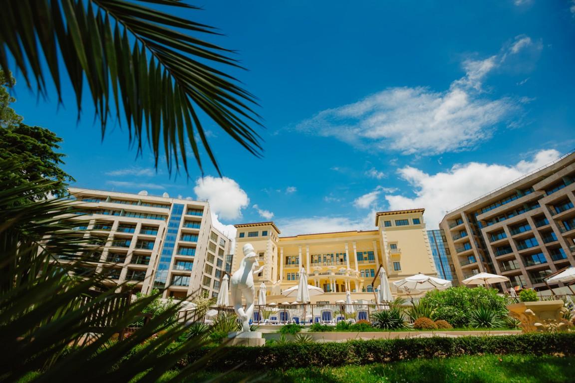 Гостиница Swissotel Resort Sochi Kamelia,Внешний вид