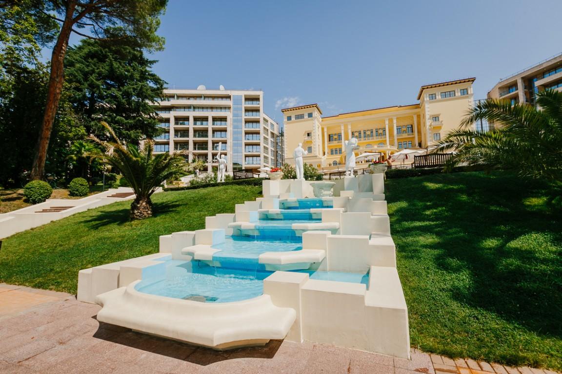 Гостиница Swissotel Resort Sochi Kamelia,Территория