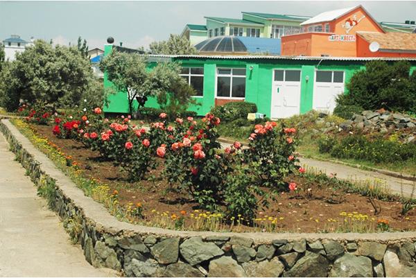 Детский лагерь отдыха Арт-Квест детский оздоровительный лагерь,Корпус