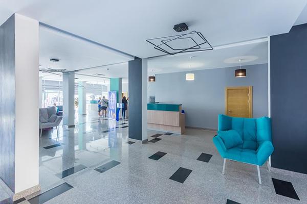 Курорт-отель Санмаринн,Холл