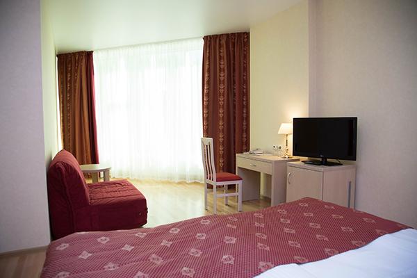 Отель AMAKS Курорт Красная Пахра,Номер