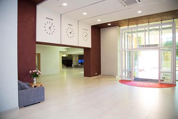 Отель AMAKS Курорт Красная Пахра,Холл