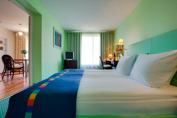 Отель Park Inn by Radisson Полярные Зори,Президентский Люкс