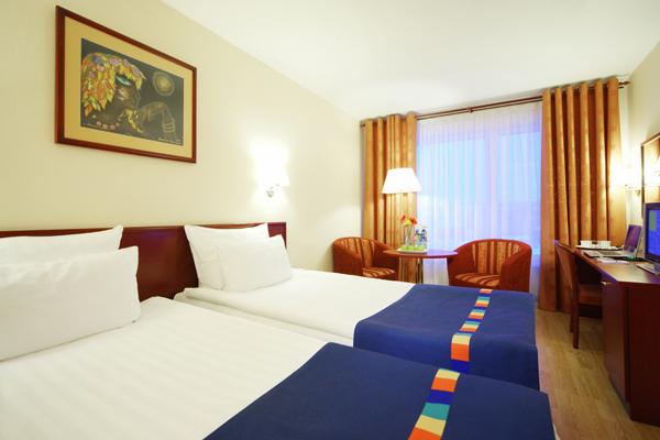 Отель Park Inn by Radisson Полярные Зори,Стандарт 2-местный